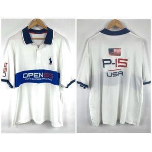Polo Ralph Lauren P15 Polo Shirt 3XB Big 3663